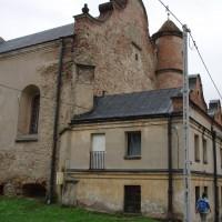Synagoga v Lesku