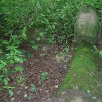 Židovský hřbitov v Lesku