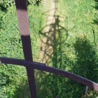 Zrezlá věž na slovensko-polské hranici