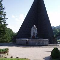 Dukla - památník