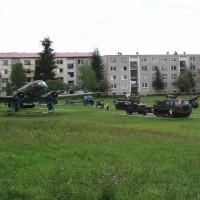 Venkovní muzeum ve Svidníku