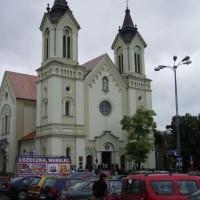 Kostel v Sanoku